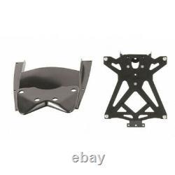44505812 Lightech Yamaha T-max 500 Plate Holder And Wheel Pass Kit