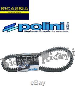 9714 Belt Drive Evolution Polini Yamaha T-max 530 Tmax T Max 2012-2017