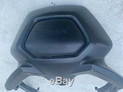 A Backsplash De Selle Handle With Yamaha Tmax Tmax 500 5008 2009 2010 2011