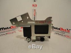 Abs Module Installation Rear Brake Control Yamaha T-max 530 12-1