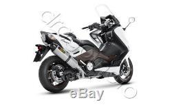 Akrapovic Yamaha T-max 530 2014 2015 T Max Line Complete Titanium Rc