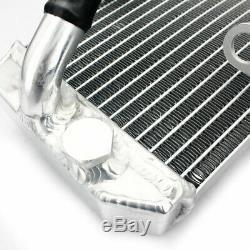 Aluminum Radiator Pr Yamaha Tmax Tmax 530 December 16 Water Cooling