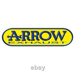 Arrow Complete Escape For Yamaha T-max 560 2020 Race-tech Dark Carby
