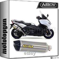 Arrow Race Exhaust On-tech Titanium Pot Carby Yamaha Tmax Tmax 530 2017 17