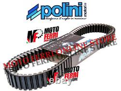 Belt Variator Polini Transmission Kevlar Yamaha 500 Tmax 2001 A 2011 T-max