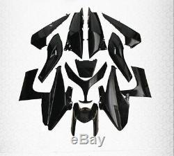 Black Body Kit Fairing 13 Shell Yamaha T-max 500 Tmax 2008 To 2011 New