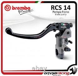 Brembo Racing Radial Brake Pump Reg Yamaha T-max Scr Pr 14x18-20 14rcs Tmax