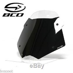 Bubble Bcd Sport Gt For Yamaha Tmax 530 T-max Maxiscooter Adjustable Windshield