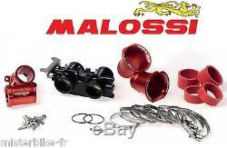 Butterfly Case Mhr Malossi Intake Manifold Yamaha T-max Tmax 530