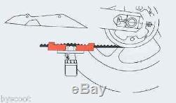 Buzzetti Yamaha T-max 530 Tmax Tension Transmission Belt Tensiometer
