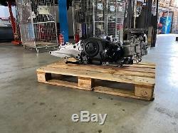 Complete Engine Block Transmission Yamaha Tmax T-max 500 In 2001 Carburetor