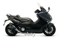 Complete Escape Pot Auspuff Termignoni Carbone Yamaha Tmax T Max 530 2012