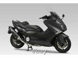 Complete Line Yoshimura Hepta Force Stainless Steel/silent Metal Magic Yamaha T-max