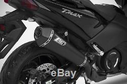 Complete Line Zard Conical Inox Racing Yamaha T-max 530 2017/18