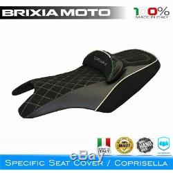 Covering Cover Saddle Specific 2wh-1 Yamaha Xp 500 T-max 2008-2011 Sj061