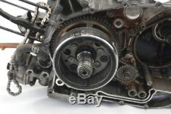 Engine Block Yamaha T-max 500 2001 2003 Xp J401e Engine
