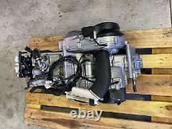 Engine Block Yamaha Tmax T-max 530 J409e 13000 Km 2015 Guaranteed