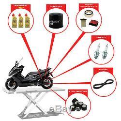 Engine Service Kit + Xp Transmission Yamaha T-max 500 08-09-10-11