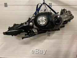 Engine Yamaha T Max 500 2008