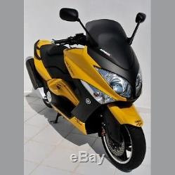 Ermax Hyper Sport Bubble Windshield Yamaha T Max 2008/11 Dark Black