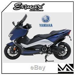 Ermax Mudguards Rear Yamaha T-max 530 Tmax Year 2019 Rear Mud Guard Black
