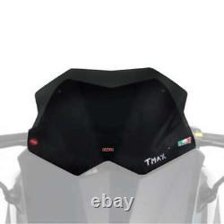 Faco Windshield Adaptable Smoke Yamaha T-max 530 2012 To 2016