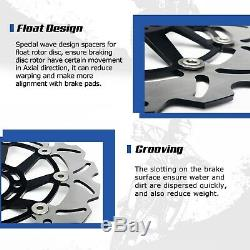 Front Brake Discs Pr Yamaha T-max Xp 500 04-07 530 12-15 400 05-13 Yp Majesty