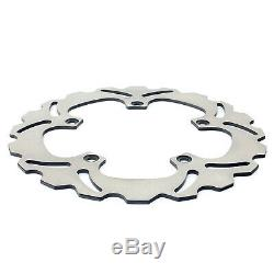 Front Brake Discs Rear For Yamaha Xp 500 Tmax Scooter Tmax 500 2004-2007