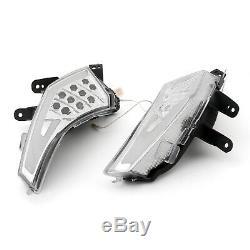 Front Indicators Turn Signals Blinker For Yamaha Tmax Tmax 530 2012-2013 Af
