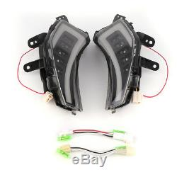 Front Rear Indicators With Leds Taillight For Yamaha T-max Tmax530 2012-2016