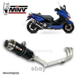 Full Line Yamaha T-max 500 2003 2004 Gp MIVV Black Y. 018. Lxb