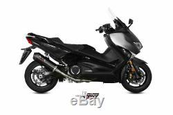 Full Line Yamaha T-max 530 2019 2020 MIVV Oval Black Kat +