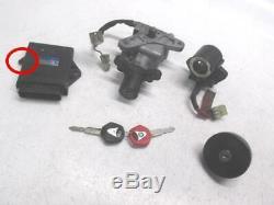 Game Lock Switch Has Key Code Yamaha Xp 500 2004-2007 T-max