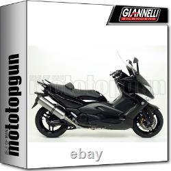 Giannelli Line Complete Kat Ipersport Titanium-c Yamaha T-max Tmax 500 2008 08