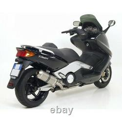 Giannelli Maxi Oval Nichrom Yamaha Xp 500 T-max /abs 2001-2007