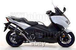 Giannelli Pot Complete Approves Ipersport Black Yamaha T-max Tmax 530 2018 18
