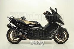 Giannelli Pot Complete Approves Ipersport Black Yamaha Tmax Tmax 500 2011 11