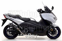 Giannelli Pot Complete Approves X-pro Black Yamaha Tmax Tmax 530 2017 17 2018 18