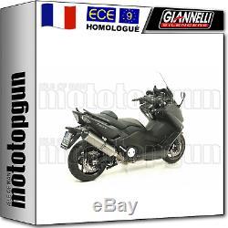 Giannelli Pot Complete Hom Ipersport CC Titanium Yamaha Tmax Tmax 530 2016 16