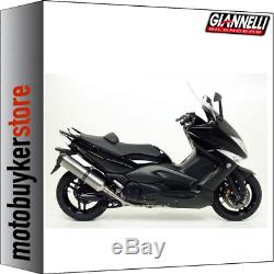 Giannelli Pot Complete Race Ipersport Yamaha Tmax Tmax 500 2008 09 August 2009