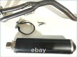 Giannelli Silent Pot Escape Yamaha Xp 500 2008-2011 T-max Exhaust