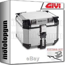 Givi Monokey Obk42a Trekker Outback Suitcase For Yamaha T-max Tmax 530 2015 15