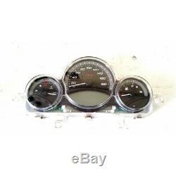 Instrumentation Odometer Yamaha Tmax T Max 500 2009 2012