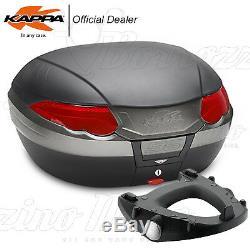 Kappa K56 (e55) Top-case + Yamaha Monokey Platinum T-max 500 2004 2005 2006 2007
