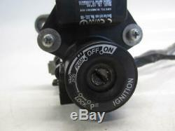 Key Switch Lockset Code Yamaha Xp 500 08-11 T-max / Abs