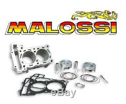 Kit Dual Cylinder Malossi Aluminum Yamaha T-max T Max 530 Piston Seals Shaft 3115423