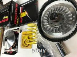 Kit Over Range Malossi Yamaha T-max 500 Tmax Variator Torque Belt 6114885
