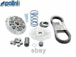 Kit Polini Hi-speed Belt Evo Yamaha T-max 530 Tmax Neuf 241.701.1