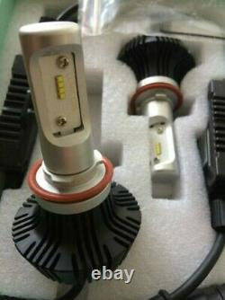 Led H11 Headlight Double Convert Yamaha T-max Xp500 530 2012-14