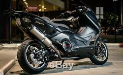 Line Exhaust Devil Evolution For Yamaha T-max 530 2017-2019
